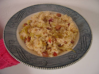 Rice and Bean Dish