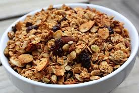 Granola SNACK SMART BLOG