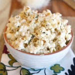 Parmesan-Popcorn SNACK SMART BLOG