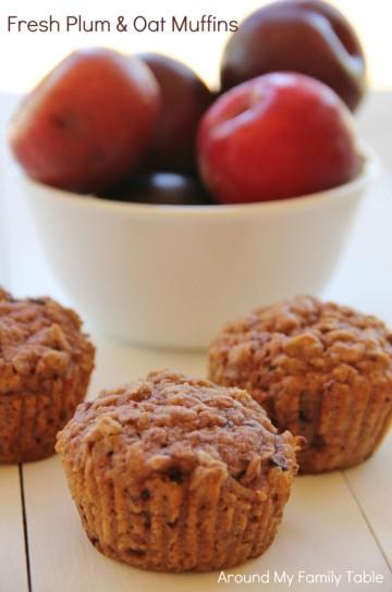Fresh-Plum-Oat-Muffins-677x1024