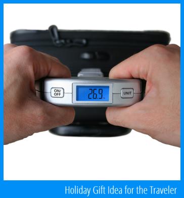 HolidayGiftIdeaLuggageScale