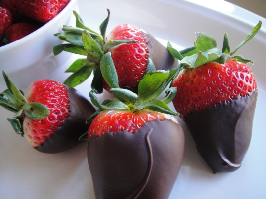 chocolatecoveredstrawberries