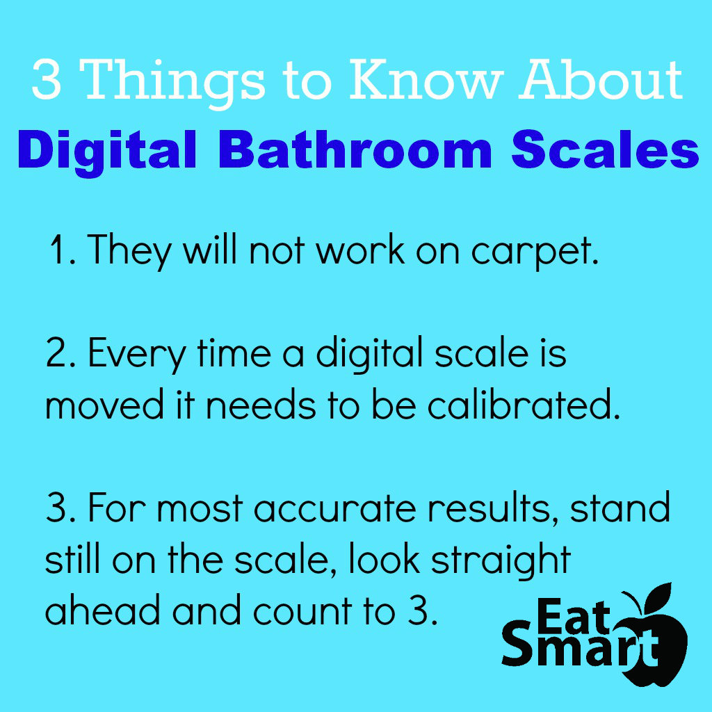 Calibrate digital bathroom scale - Thingstoknowaboutdigitalbathroomscales3