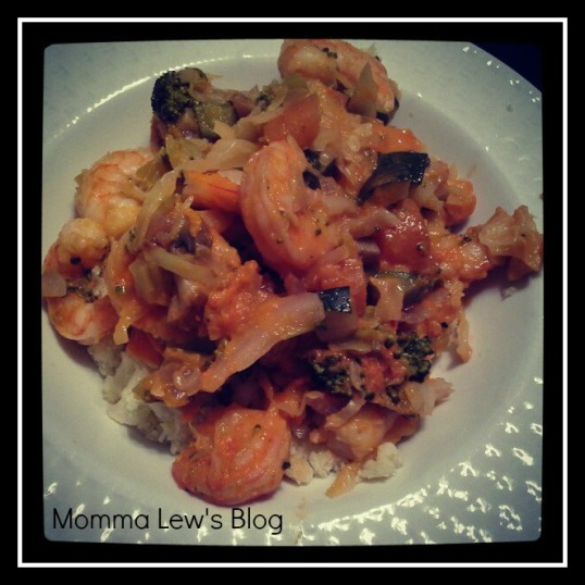 shrimp stir fry 3