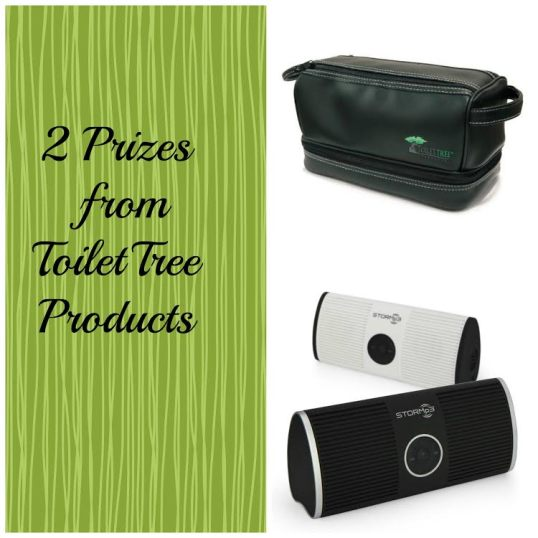 toilet tree giveaway