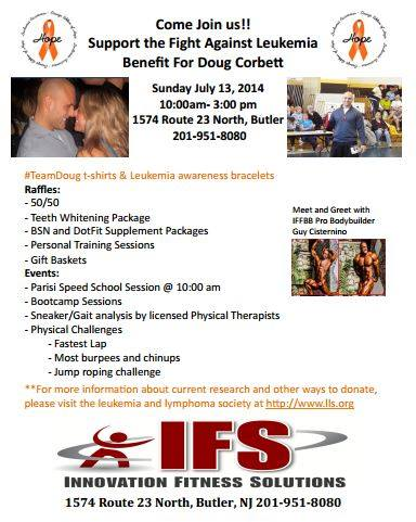 IFS fund raiser