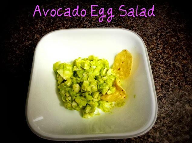 Avocado Egg Salad | The EatSmart Blog