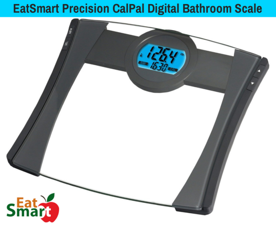 Most Accurate Bathroom Scale 2014: 5 Things To Know About The New EatSmart Precision CalPal