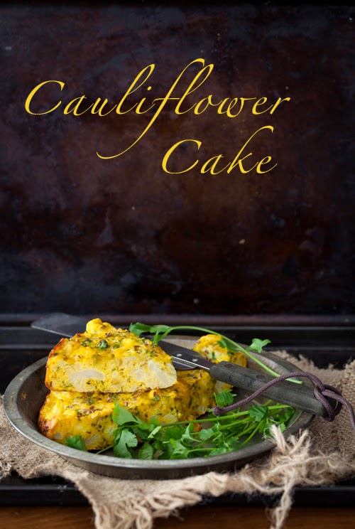 Cauliflower Cake 4