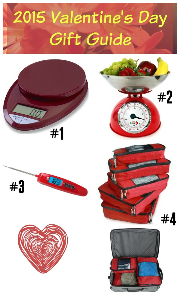 Eatsmart products 2015 valentine s day gift guide the for Perfect kitchen pro smart scale