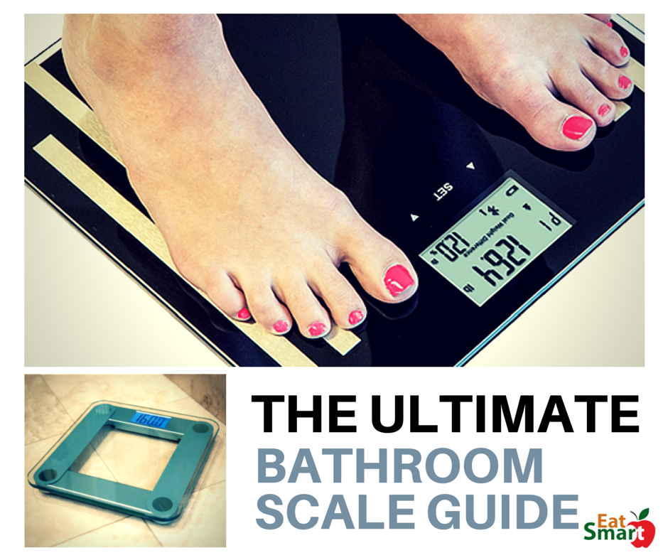 The ultimate bathroom scale guide the eatsmart blog for Best bathrooms scales