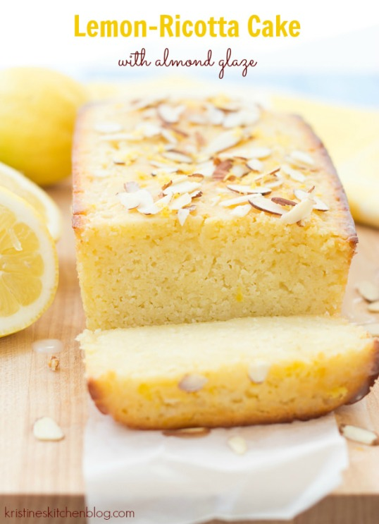 Lemon-Ricotta-Loaf-with-Almond-Glaze-by-Kristines-Kitchen.-This-lemon-cake-is-bursting-with-sweet-tart-lemon-flavor-2386-3