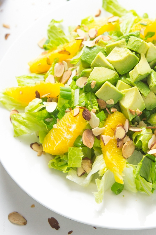 Orange-Almond-Salad-with-Avocado-the-BEST-favorite-lunch-salad-paleo-glutenfree-whole30-vegan-2