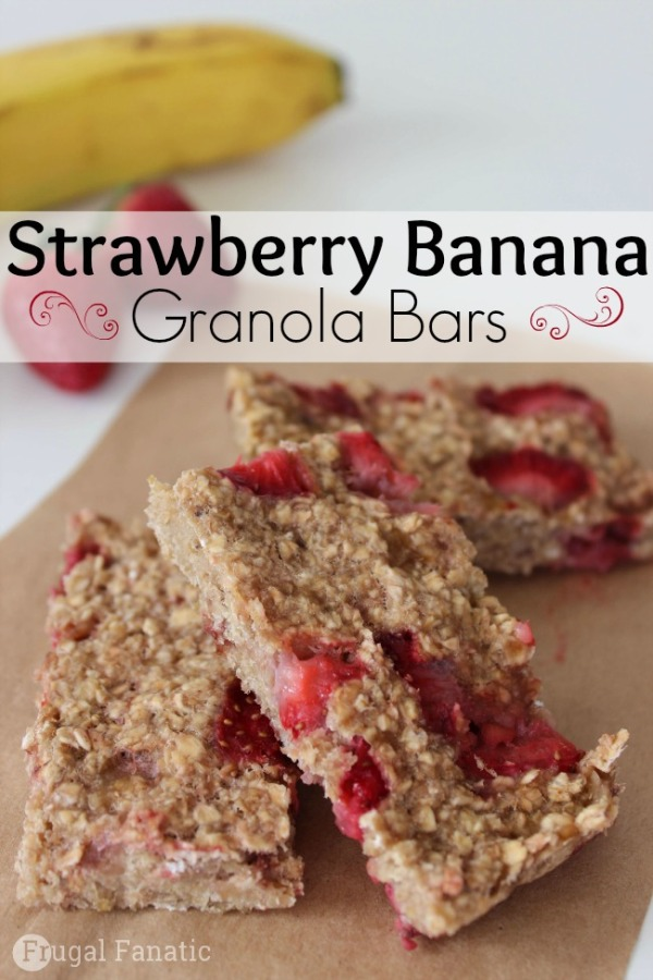 Strawberry-Banana-Granola-Bars