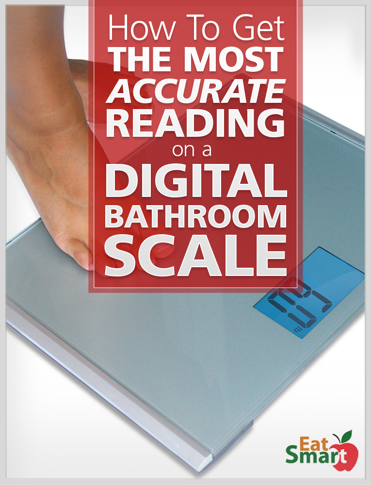 How to Get the Most Accurate Reading on a Digital Bathroom Scale. How to Get the Most Accurate Reading on a Digital Bathroom Scale