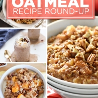 Slow Cooker Oatmeal Recipe Round-Up