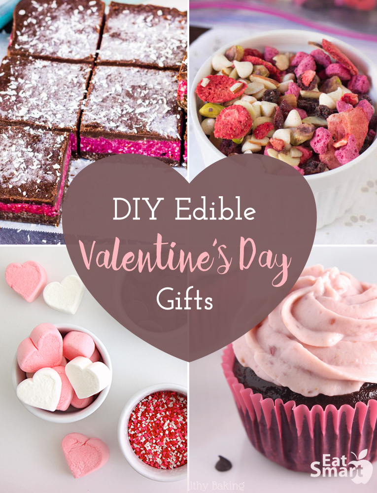 Do it yourself edible valentine s day gift ideas the for Homemade edible mother s day gifts