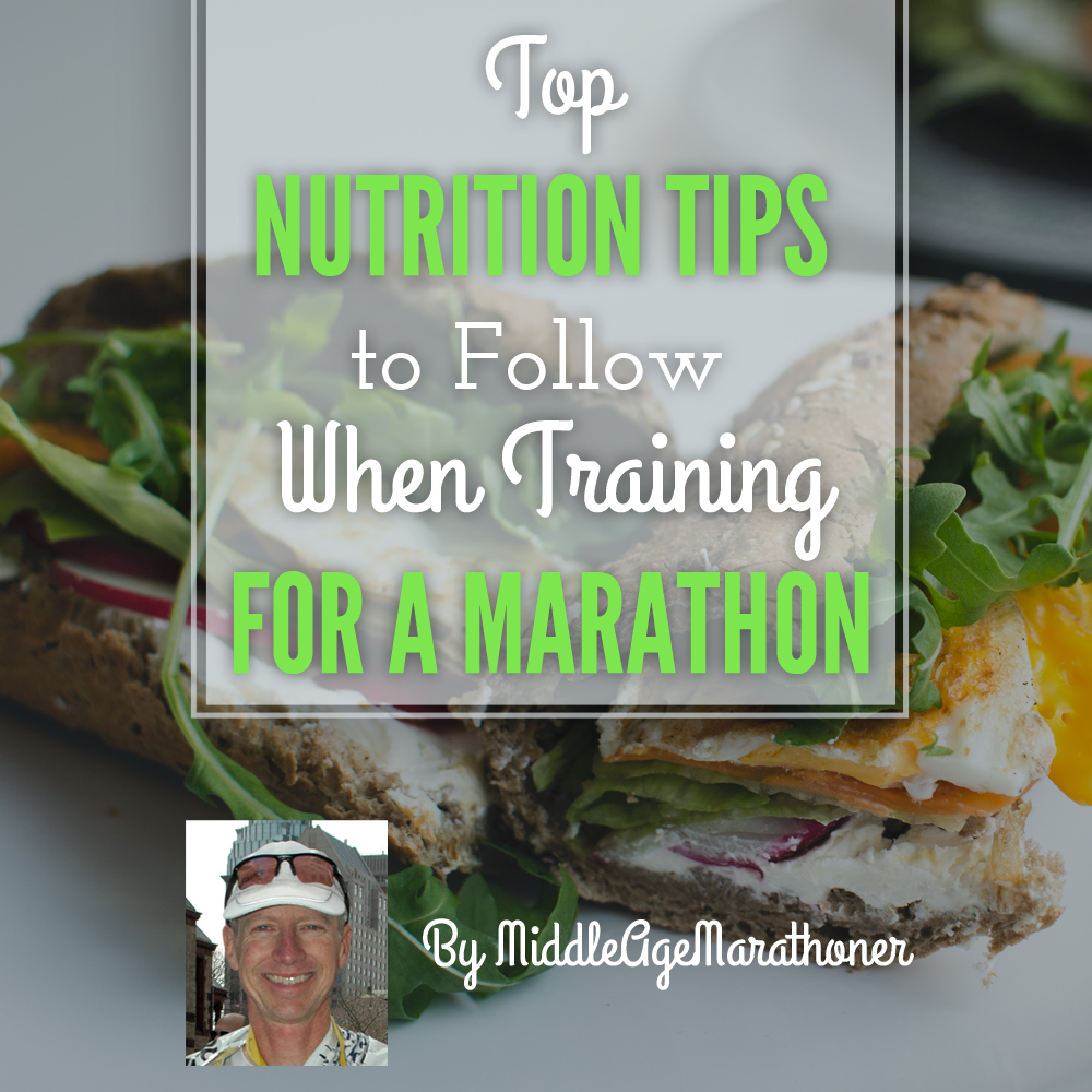 Marathon Nutrition Tips
