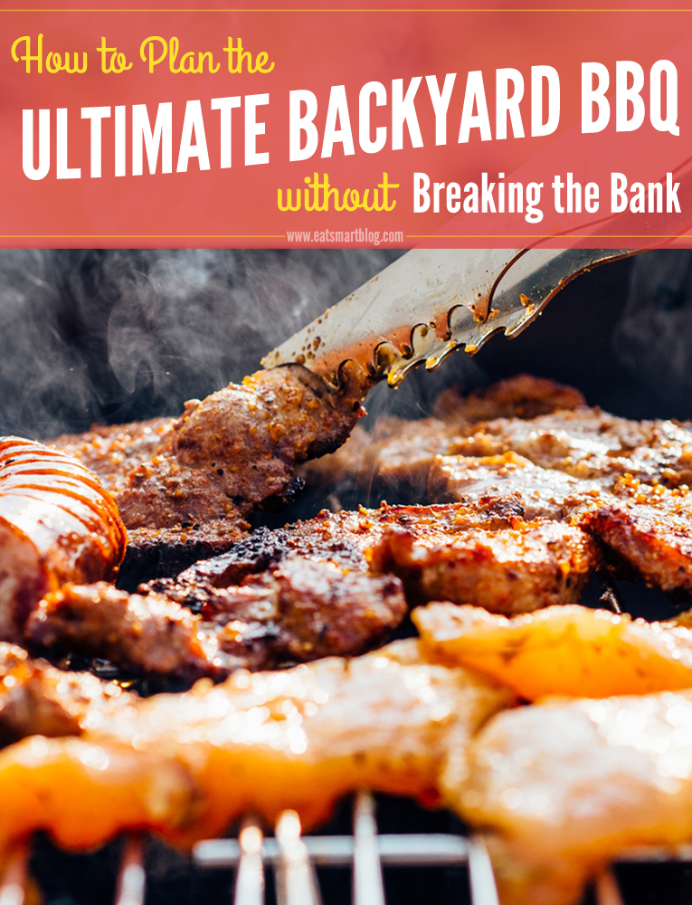 Plan a Backyard BBQ for Cheap
