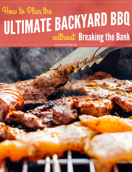 Plan a Backyard BBQ for Cheap