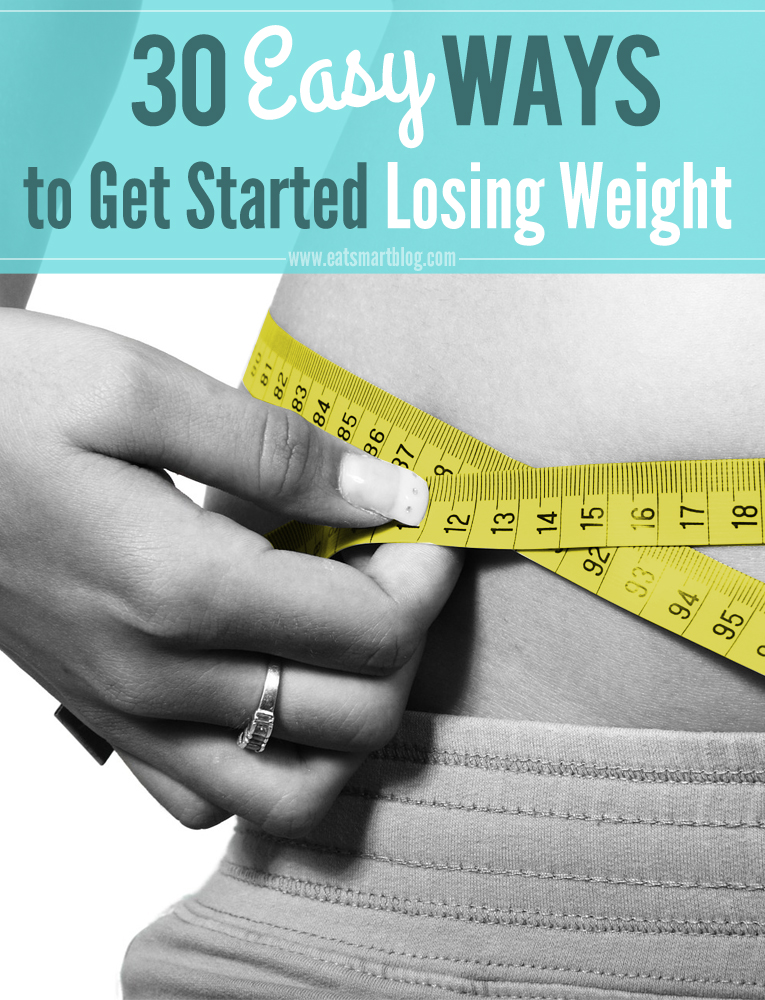 30 ways to lose weight