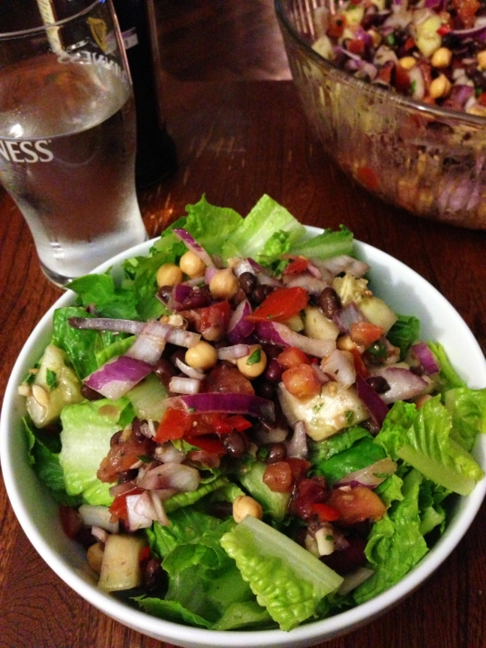 bean-salad-salad