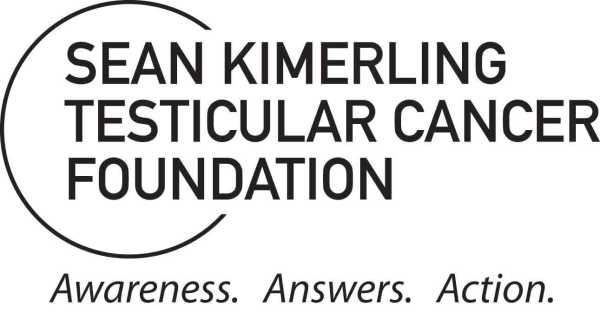 sean kimerling testicular cancer foundation logo