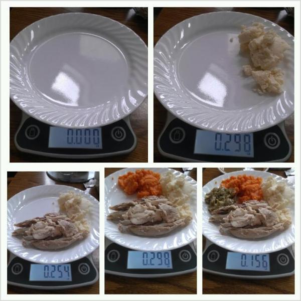 EATSMARTKITCHEN SCALE - leftover-thanksgiving
