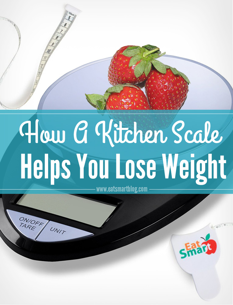 How a Kitchen Scale Can Help You Lose Weight