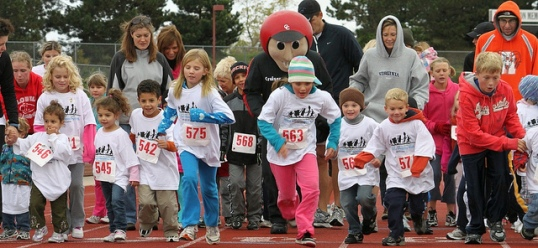 Michigan's Run for Healthy Kids