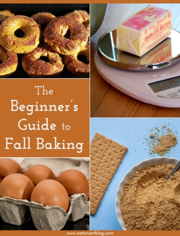beginner's guide to fall baking