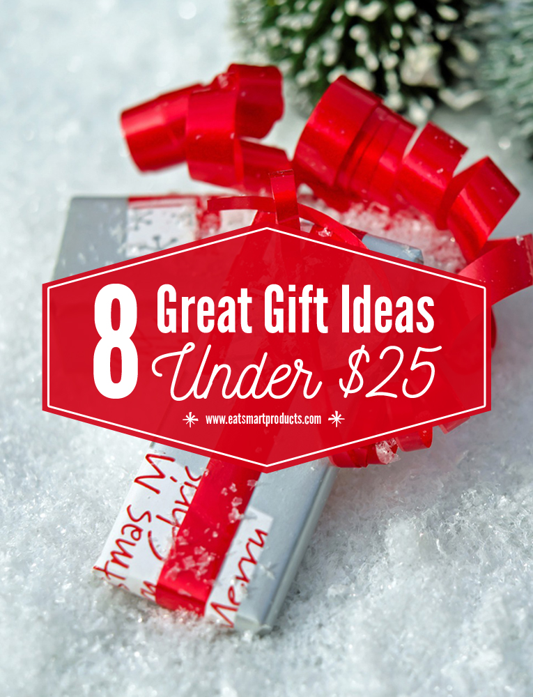 8 great gift ideas under $25