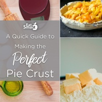 A Quick Guide to Making the Perfect Pie Crust and 6 Easy Recipes