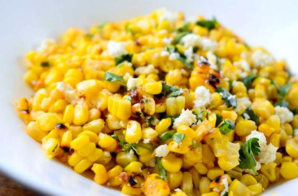 chipotle lime corn
