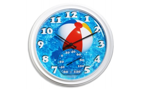 taylor beach ball clock