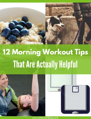 morning workout tips