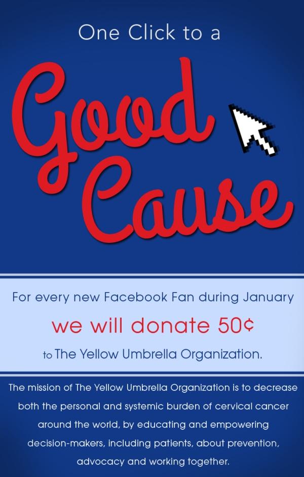 the yellow umbrella organization