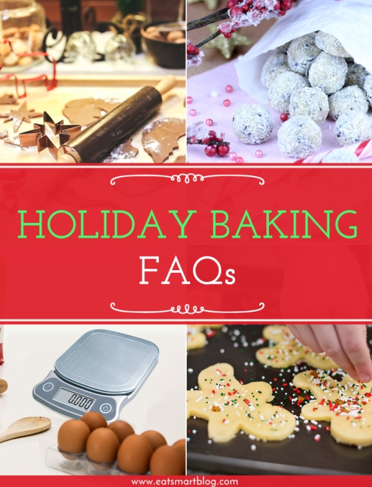 Holiday Baking Faqs