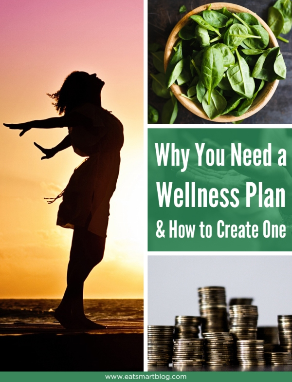 how to create a wellness plan