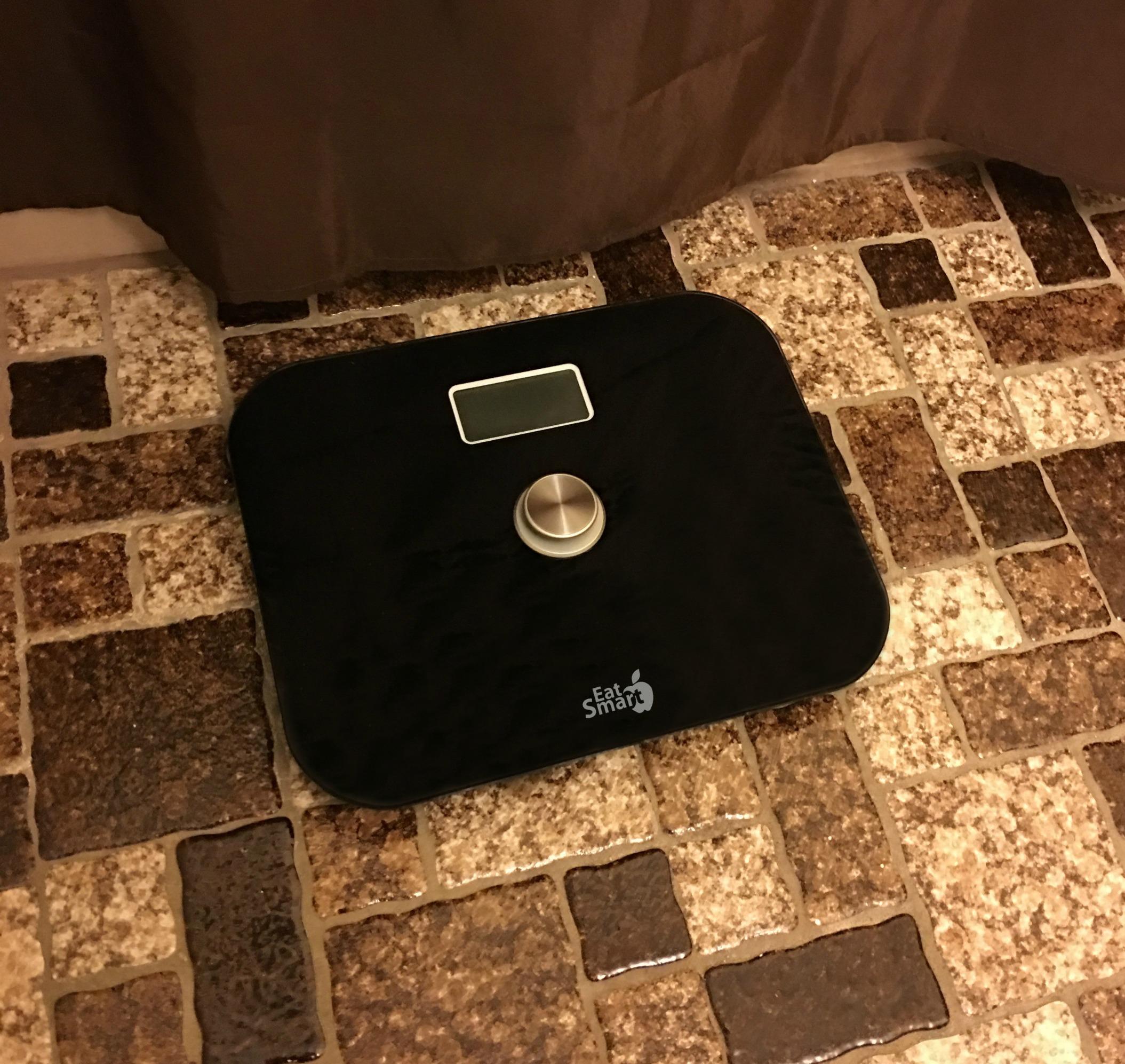 Most accurate bathroom scale 2014 - Precision Power Battery Free Bath Scale Inbathroom