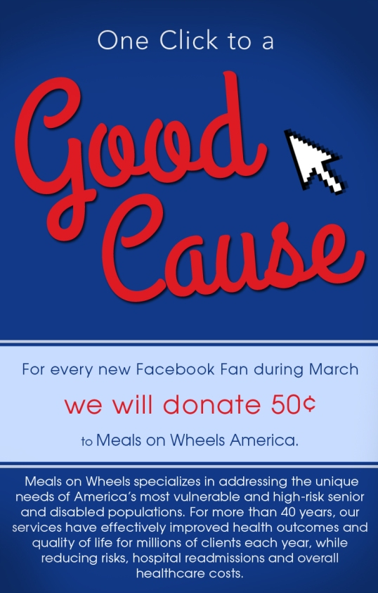 meals on wheels charity