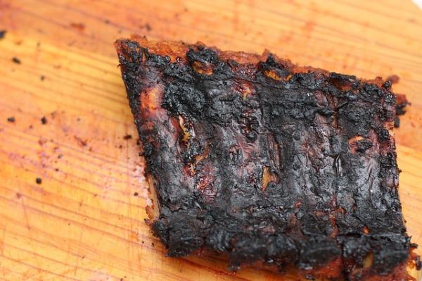 charred ribs