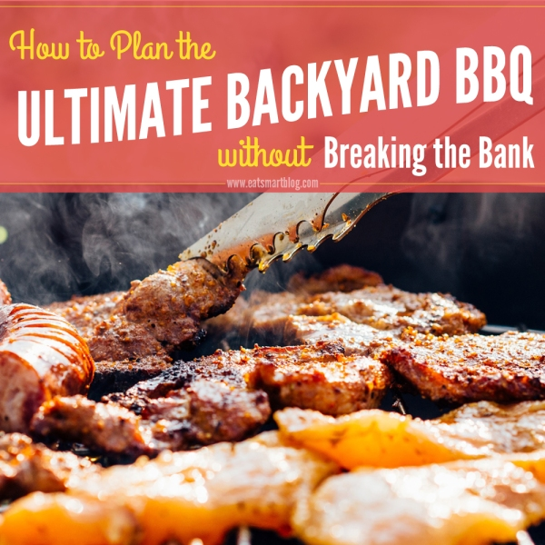 plan ultimate backyard bbq