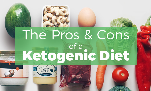 pros and cons of a ketogenic diet