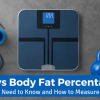 BMI vs Body Fat Percentages - What You Need to Know and How to Measure at Home