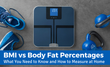 BMI vs Body Fat Percentages - What You Need to Know