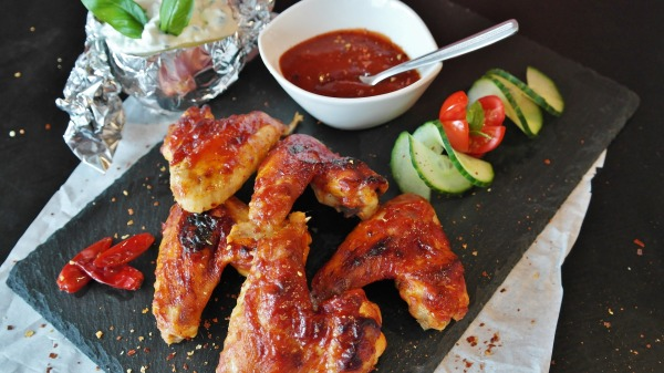 Healthy Swaps to Make at the Grocery Store-chickenwings