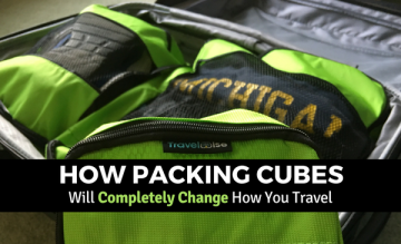 How Packing Cubes Will Completely Change How You Travel