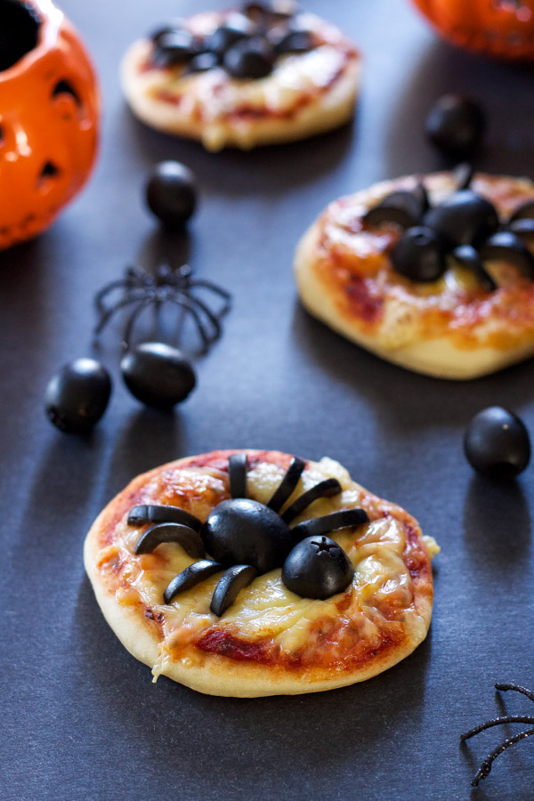 Spider-pizza