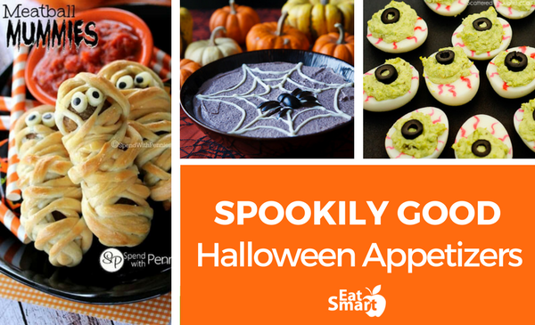 Spookily Good Halloween Appetizers